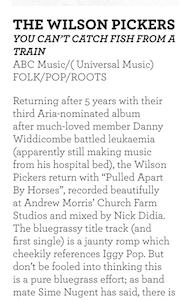 Rhythms Album Review