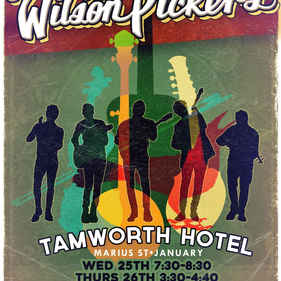 Golden Guitar Nomination and Tamworth Hotel shows