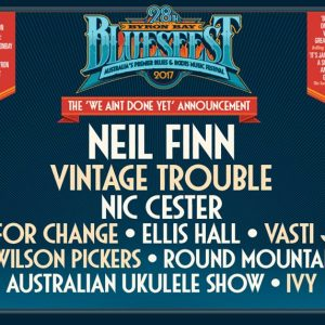 Blues Fest Byron Bay this Easter!